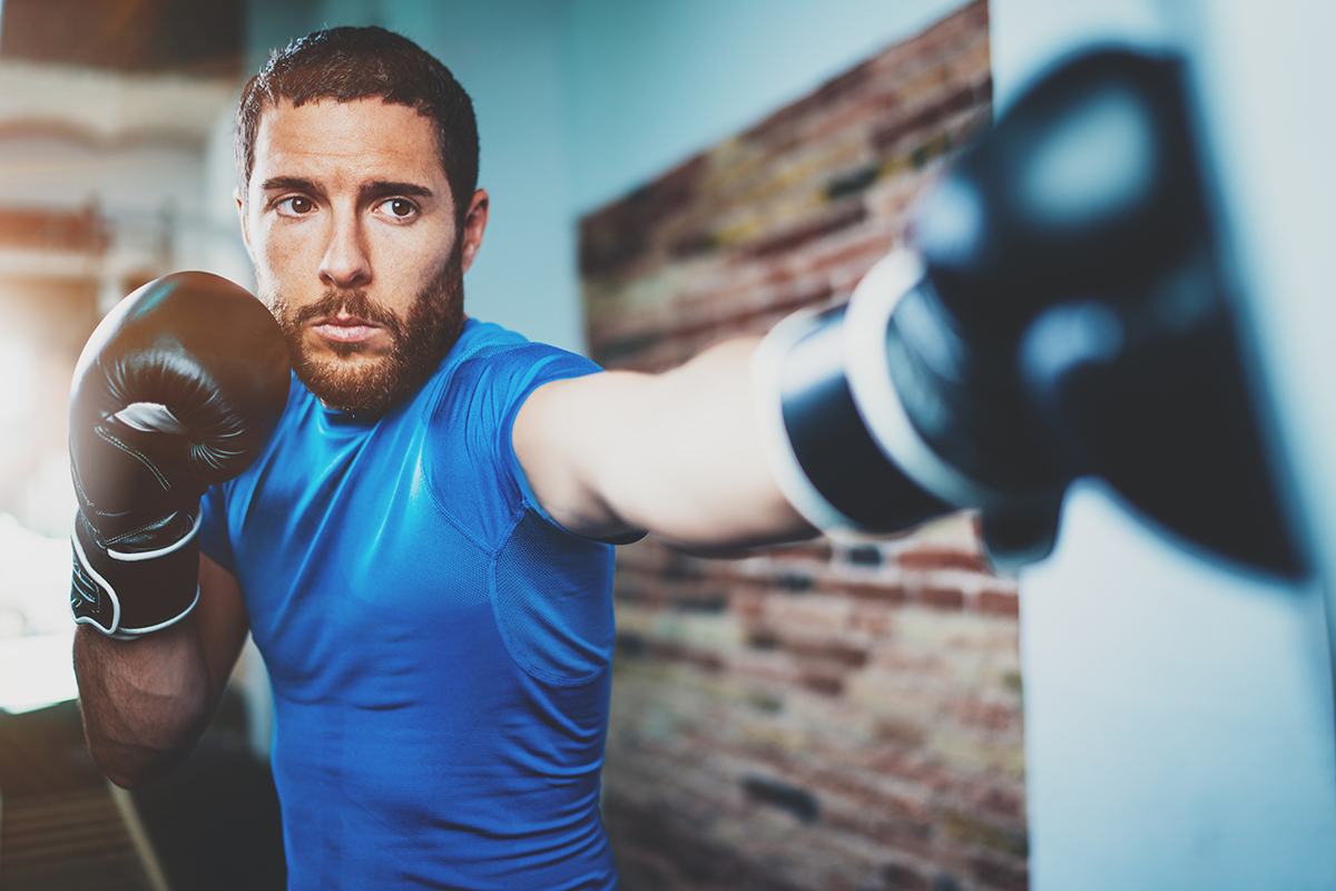 Boxing Cardio Conditioning Class