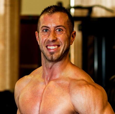 Darren Stewart personal trainer